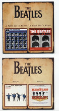 The Beatles A Hard Day's Night and Help! CD