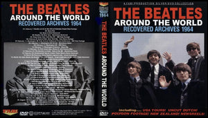 The Beatles Around the World Recovered Archives DVD