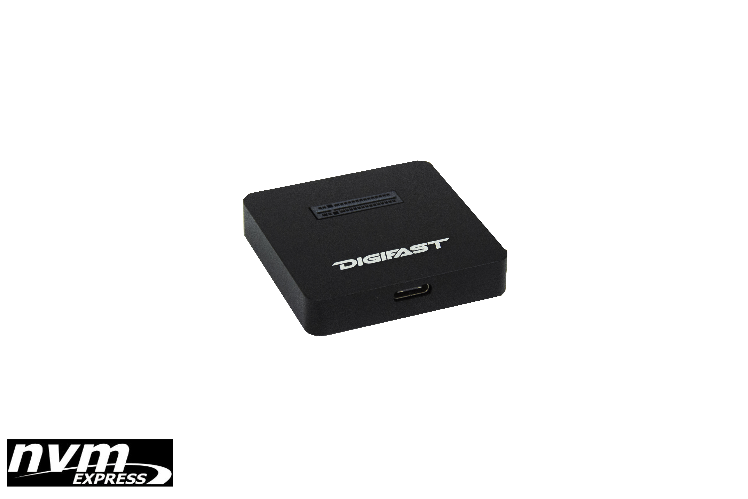 M.2 Docking Base - Digifast M.2 NVMe SSD Docking Base - Black