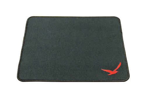Mouse Mat - Digifast Mouse Mat With Anti-fray Edge Stitching, Premium-Texture And Water Repellent Surface For Gaming Laptop, Computer & PC, 12.59×9.84×0.11 Inches, Black