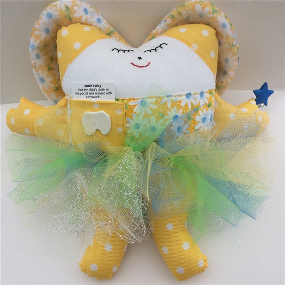 Yellow Daisy Tutu