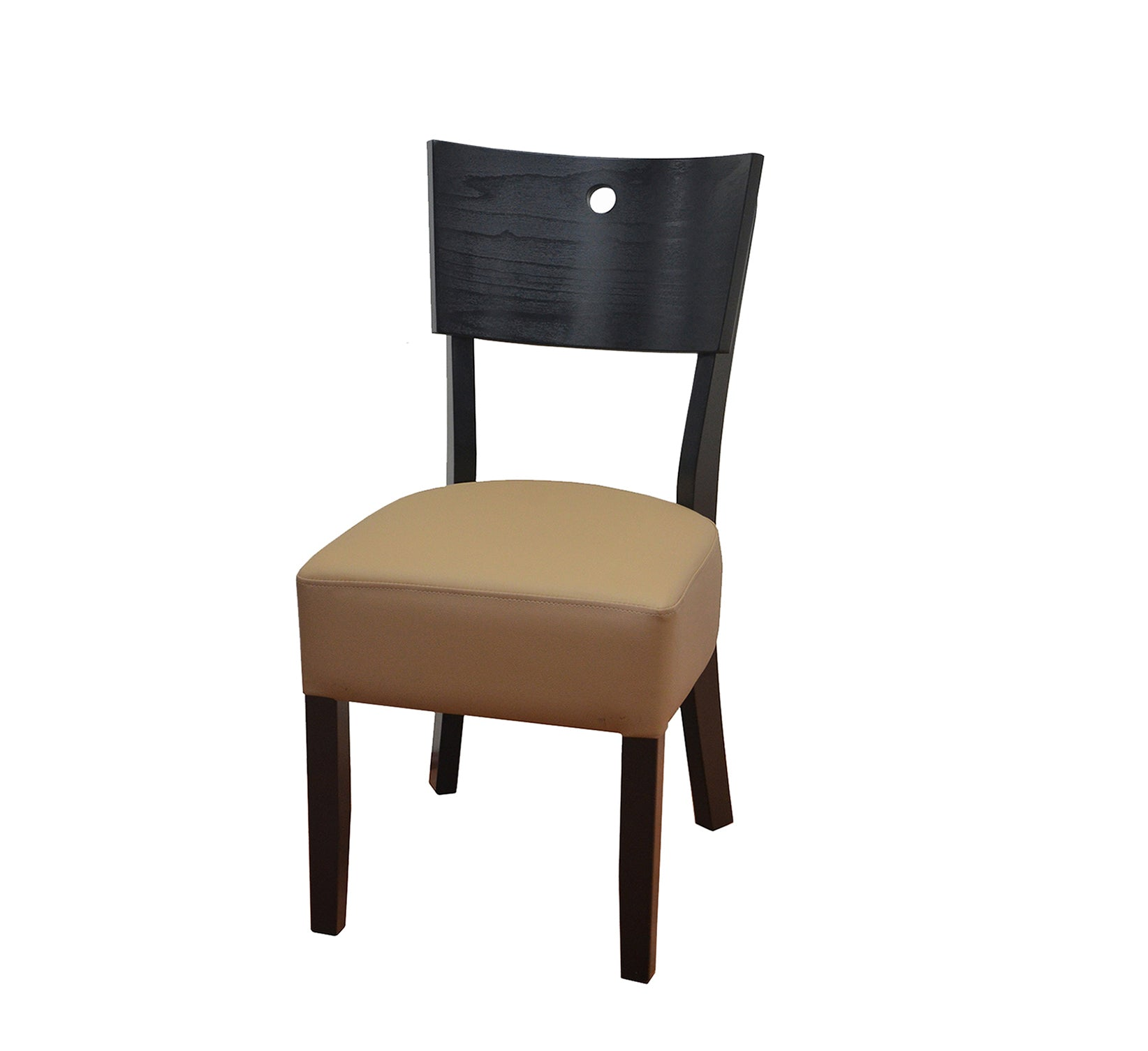 243 Black Designer Restaurant Chair – dhcfurnitureonline