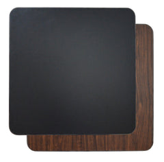 #T1-BW-S  (BLACK & WALNUT)