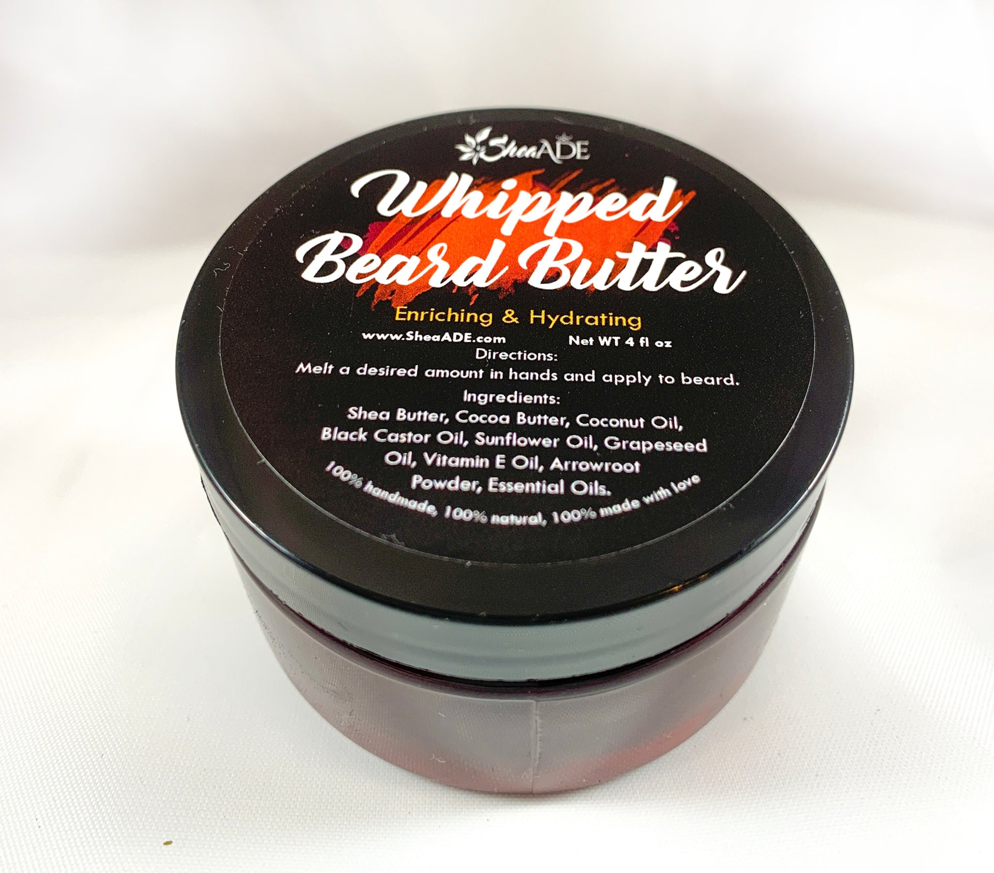 Whipped Beard Butter