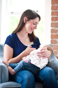 The 5 secrets for breastfeeding success