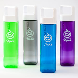 Water intake breastfeeding water bottle