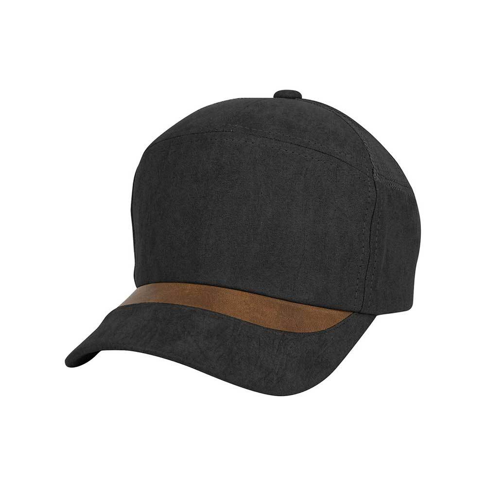 Suede Fashion Cap