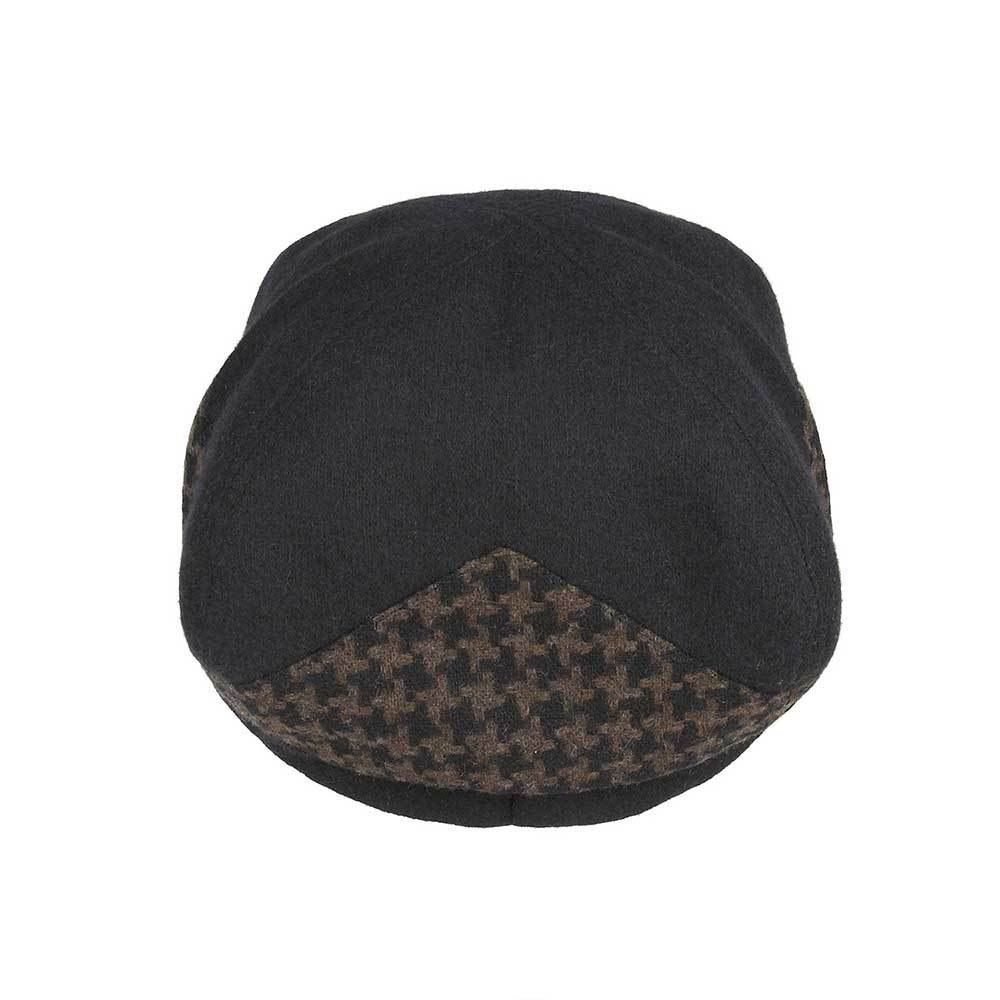 Wool Fashion Newsboy Cap