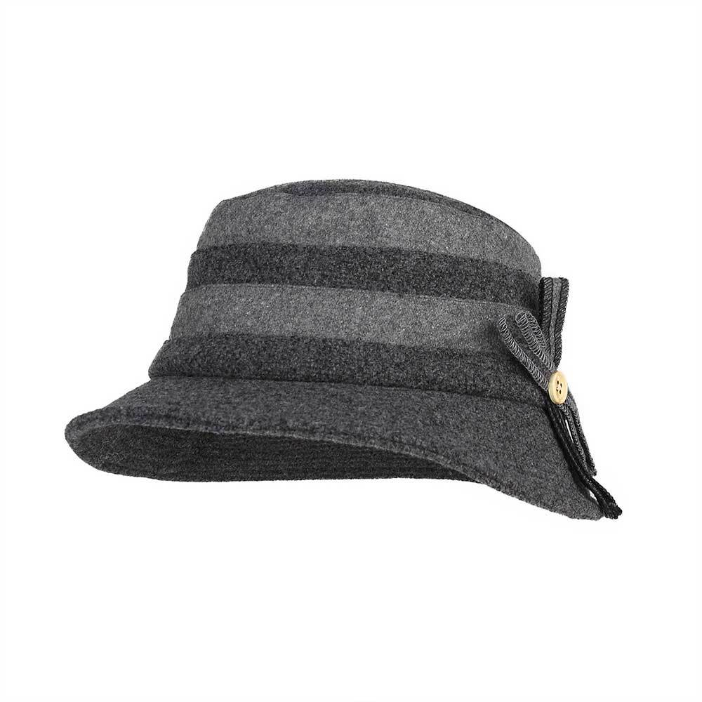 Wool Fashion Bucket Hat
