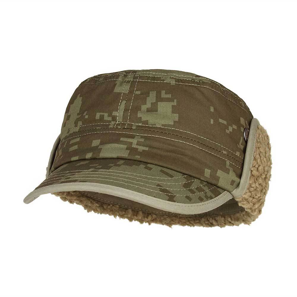 Canvas Fashion Army Cap