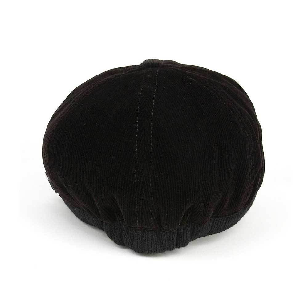 Women's Corduroy Newsboy Hat