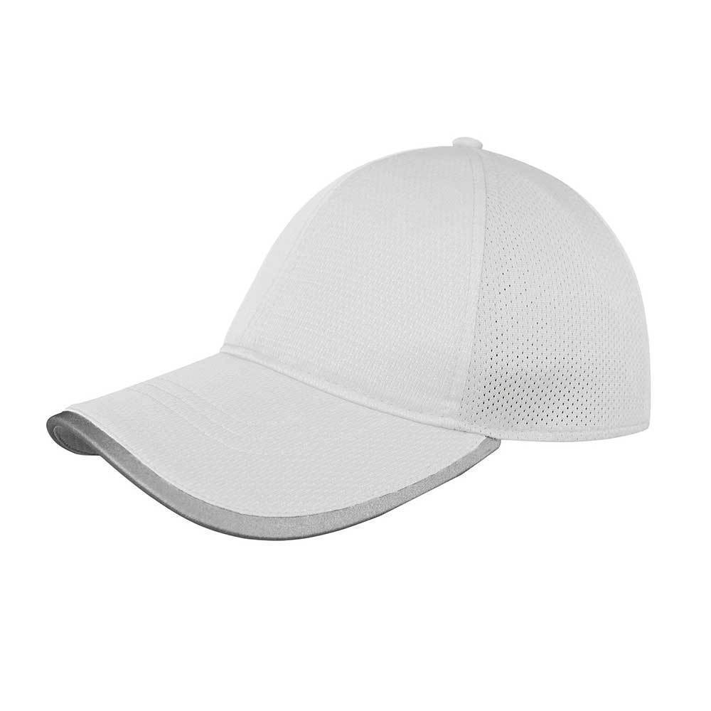 3D Grid-Textured Cool & Dry Performance Cap