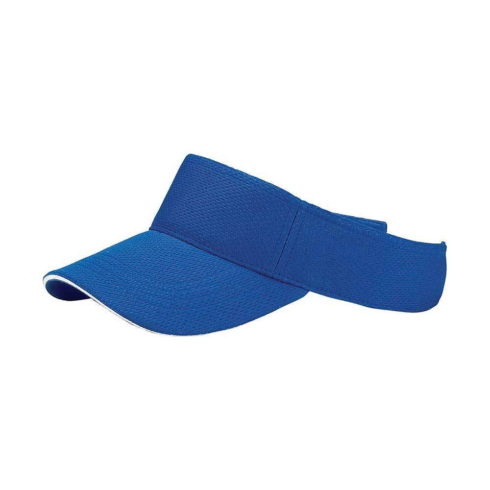 5bdb4444 Visor with sandwich bill – ISelections