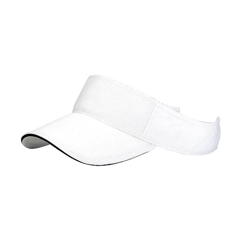 Customized Pro Style Athletic Mesh Visor