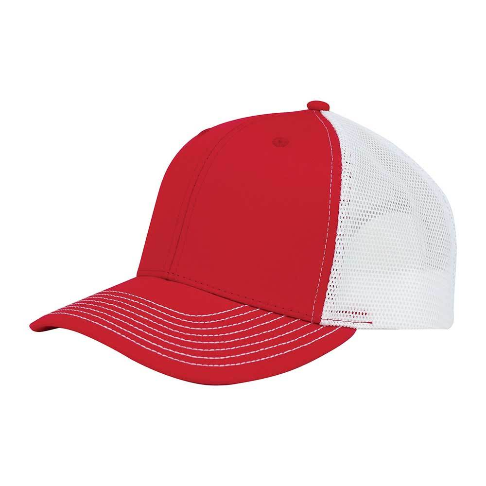 Customized Swoosh and Tail Deluxe Cotton Trucker Cap