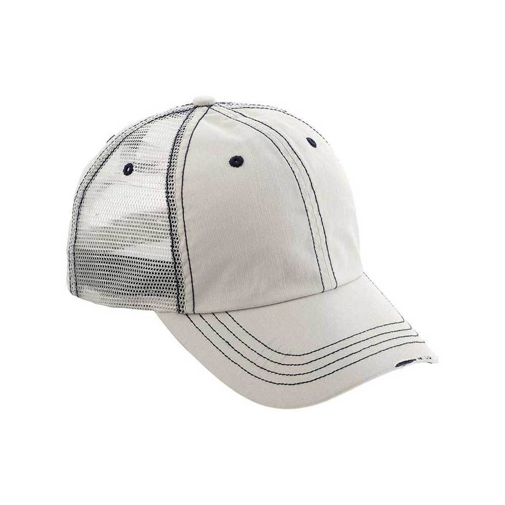 Customized Football Mom Twill Mesh Trucker Cap