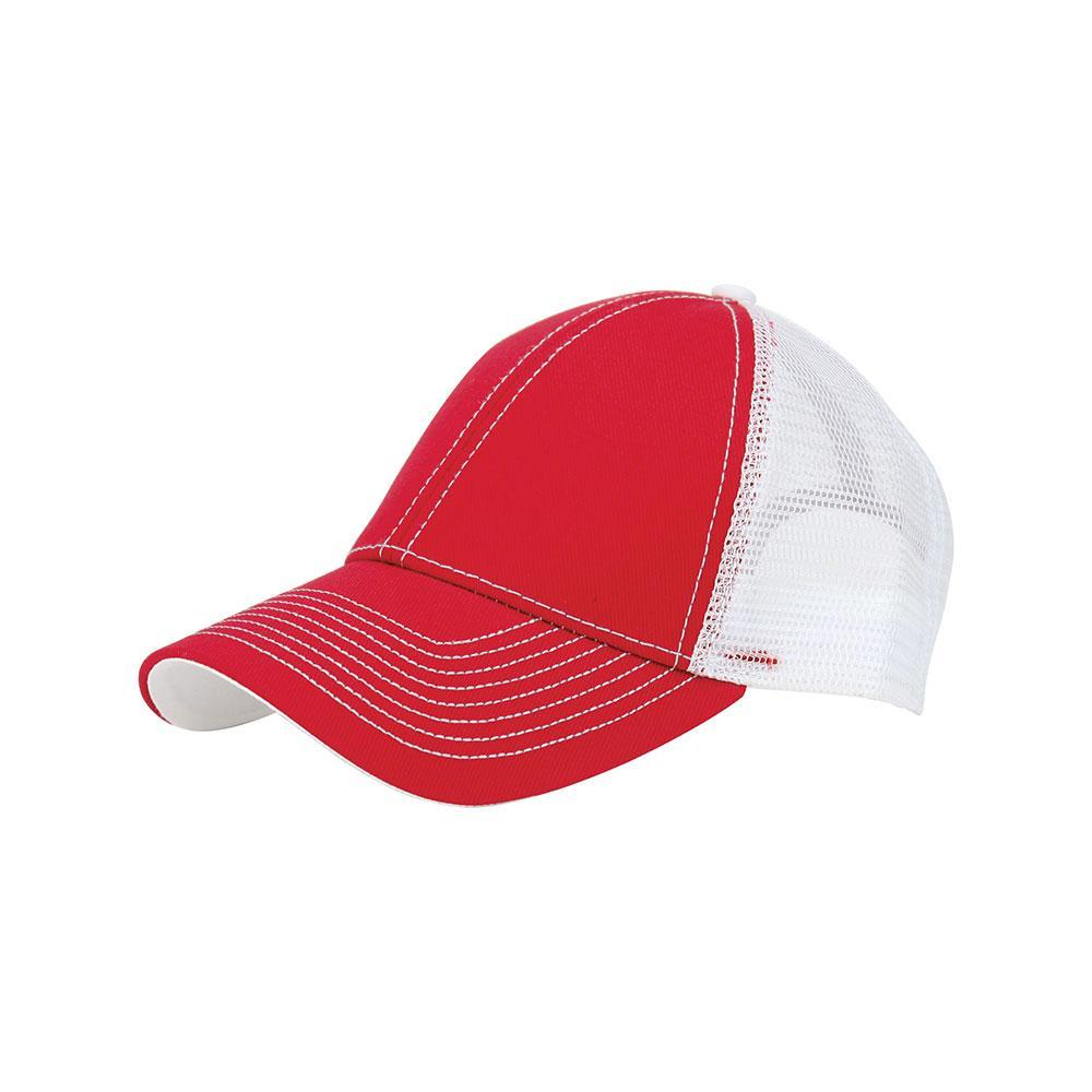Customized Structured Trucker Mesh Cap