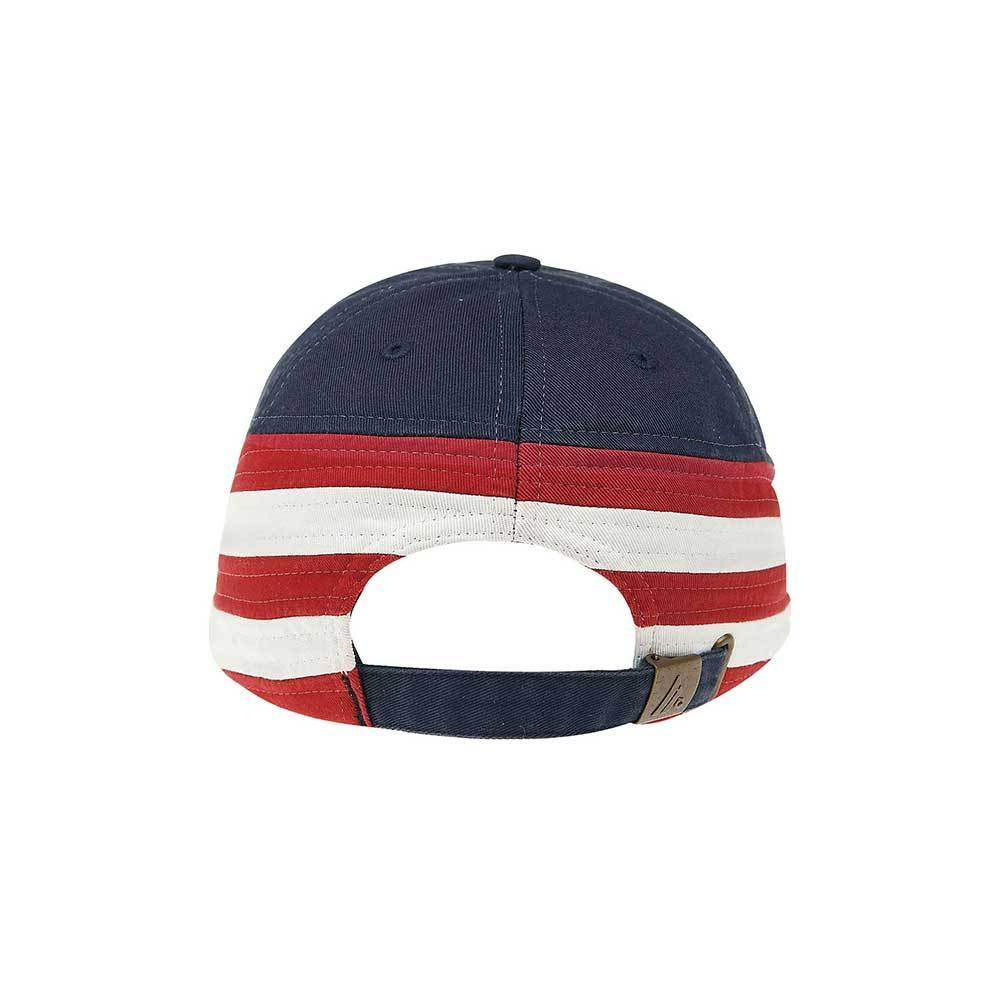 Unstructred Washed USA Flag Cap
