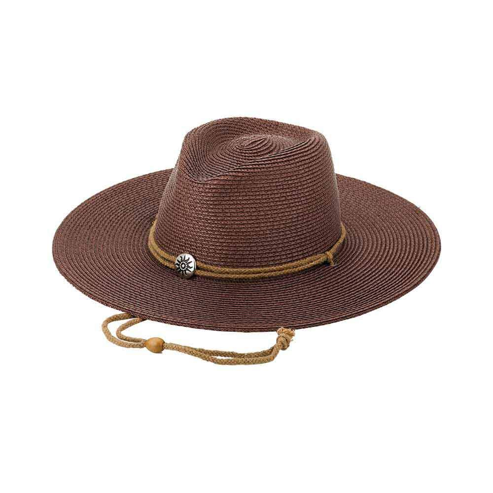 Women's Toyo Braid Outback Hat