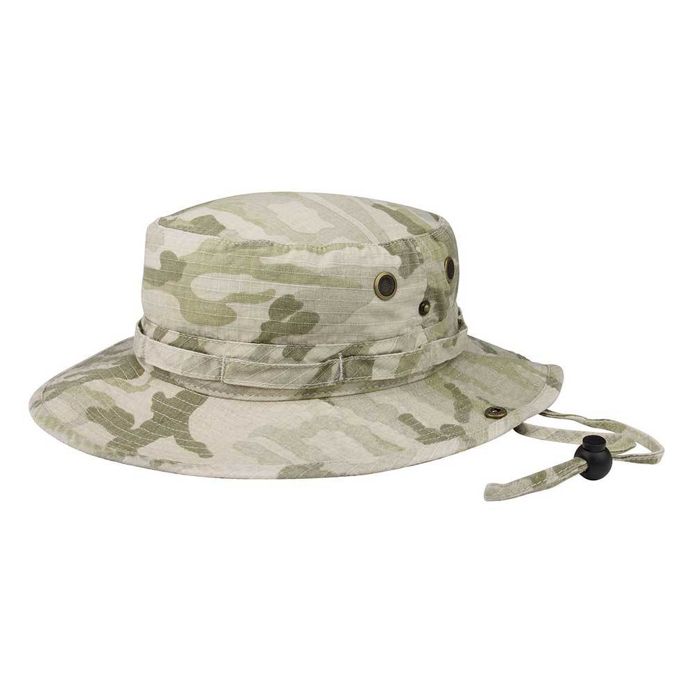 Camouflage Rip-Stop Hunting Hat