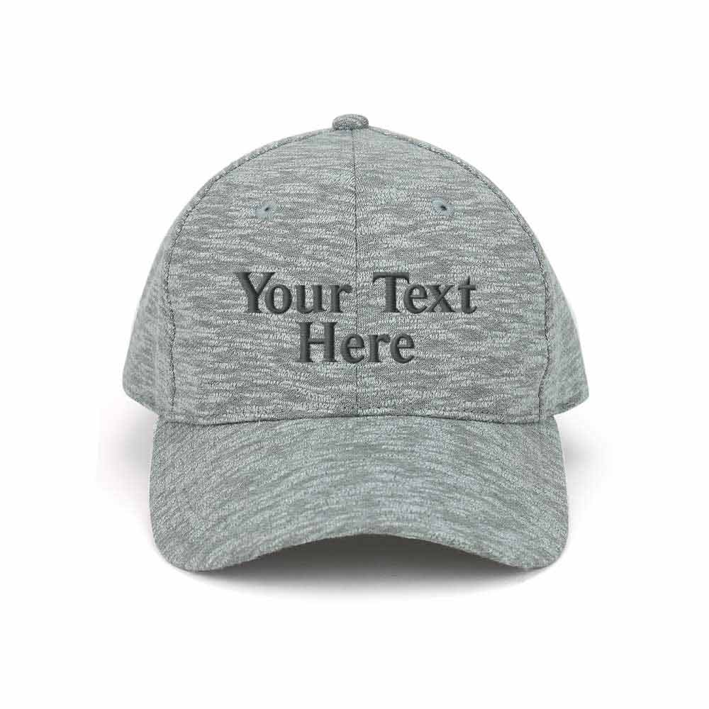 Customized Heather Cap