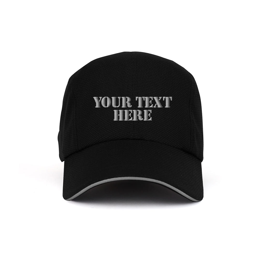 Customized Athletic Soft Mesh Dry Cap