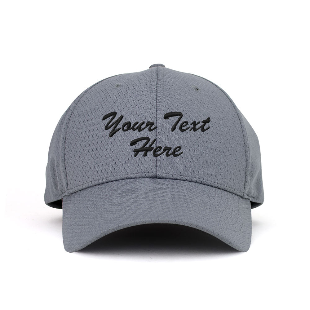 Customized Athletic Dry Mesh Cap