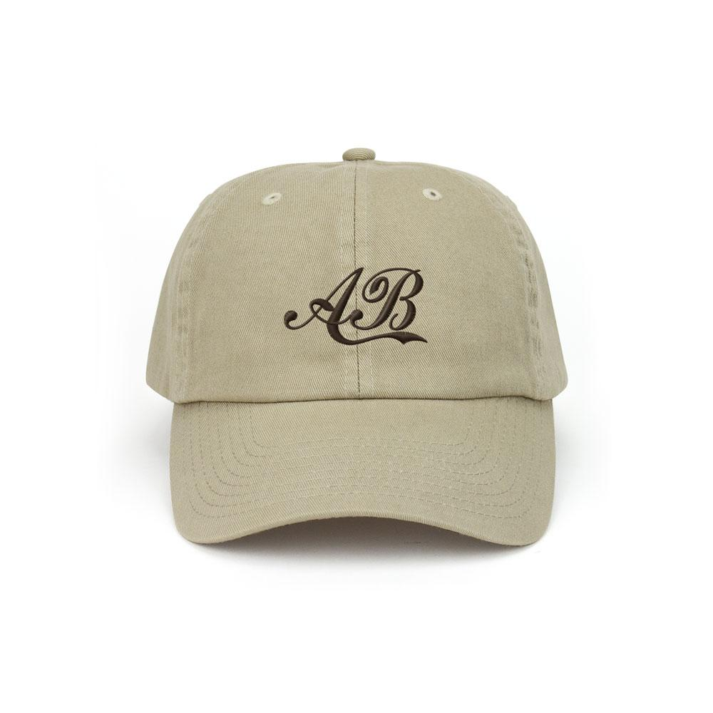 Customized Monogram Low Profile Cotton Cap