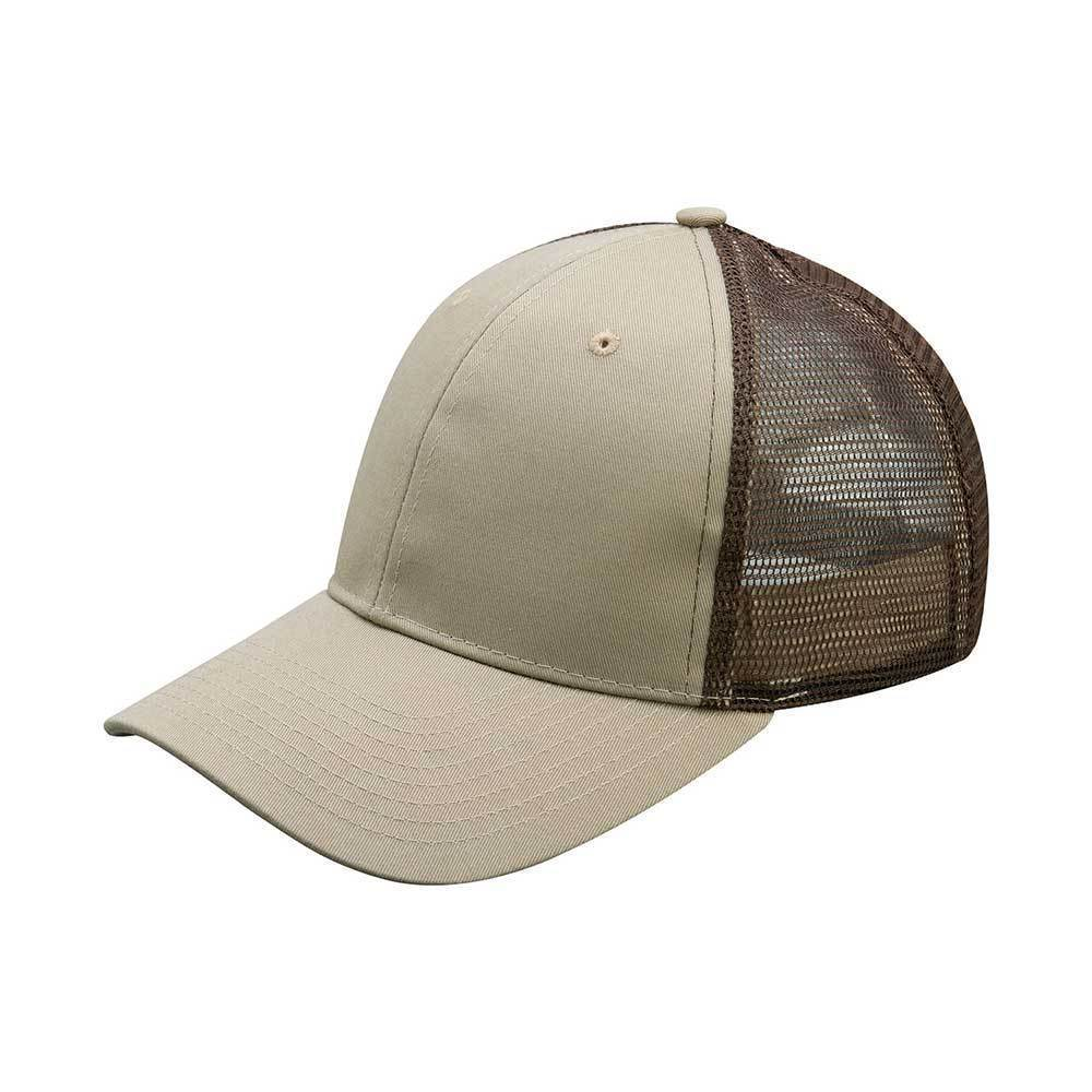 Cotton Twill Mesh Cap
