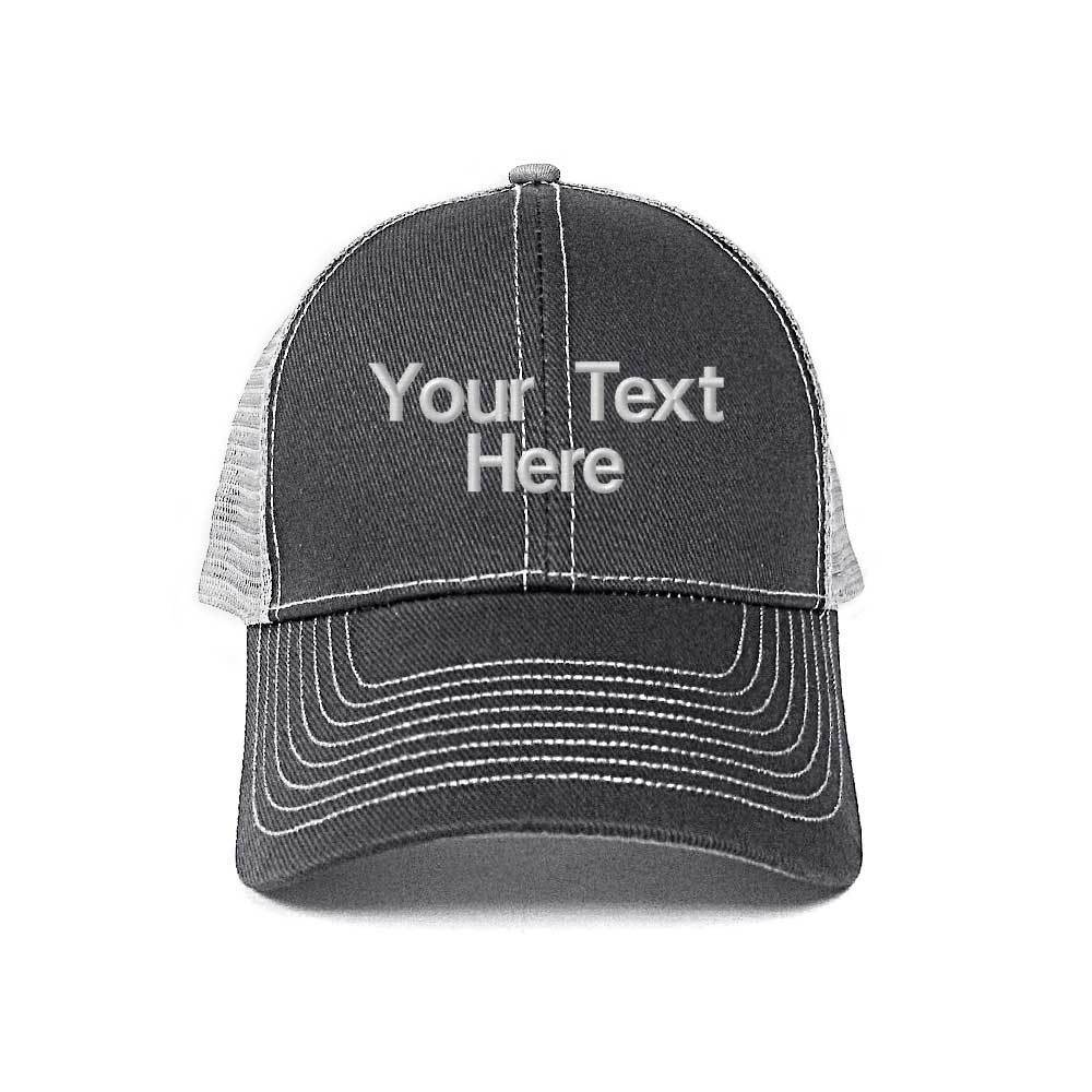 Customized Low Profile Structured Trucker Cap Customized Low Profile  Structured Trucker Cap 6dd45f607578