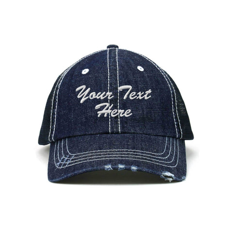 daf9c1a9 Costumize Hats & Printed Polyester Baseball Caps Sc 1 St DiscountMugs