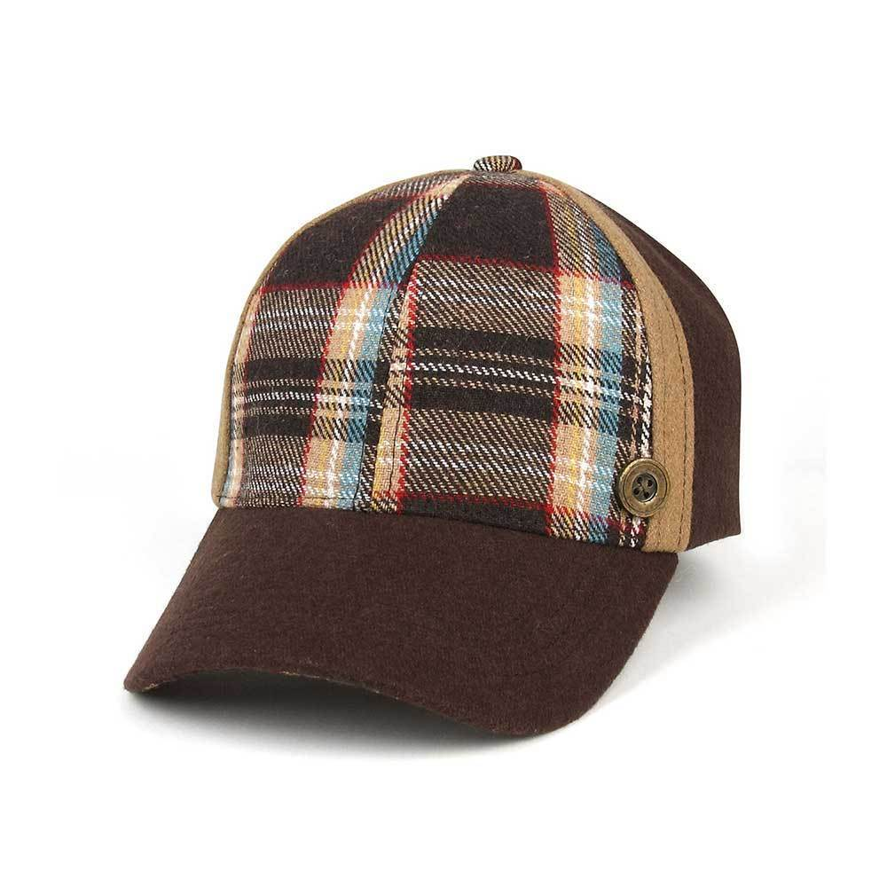 Fashion Wool Cap