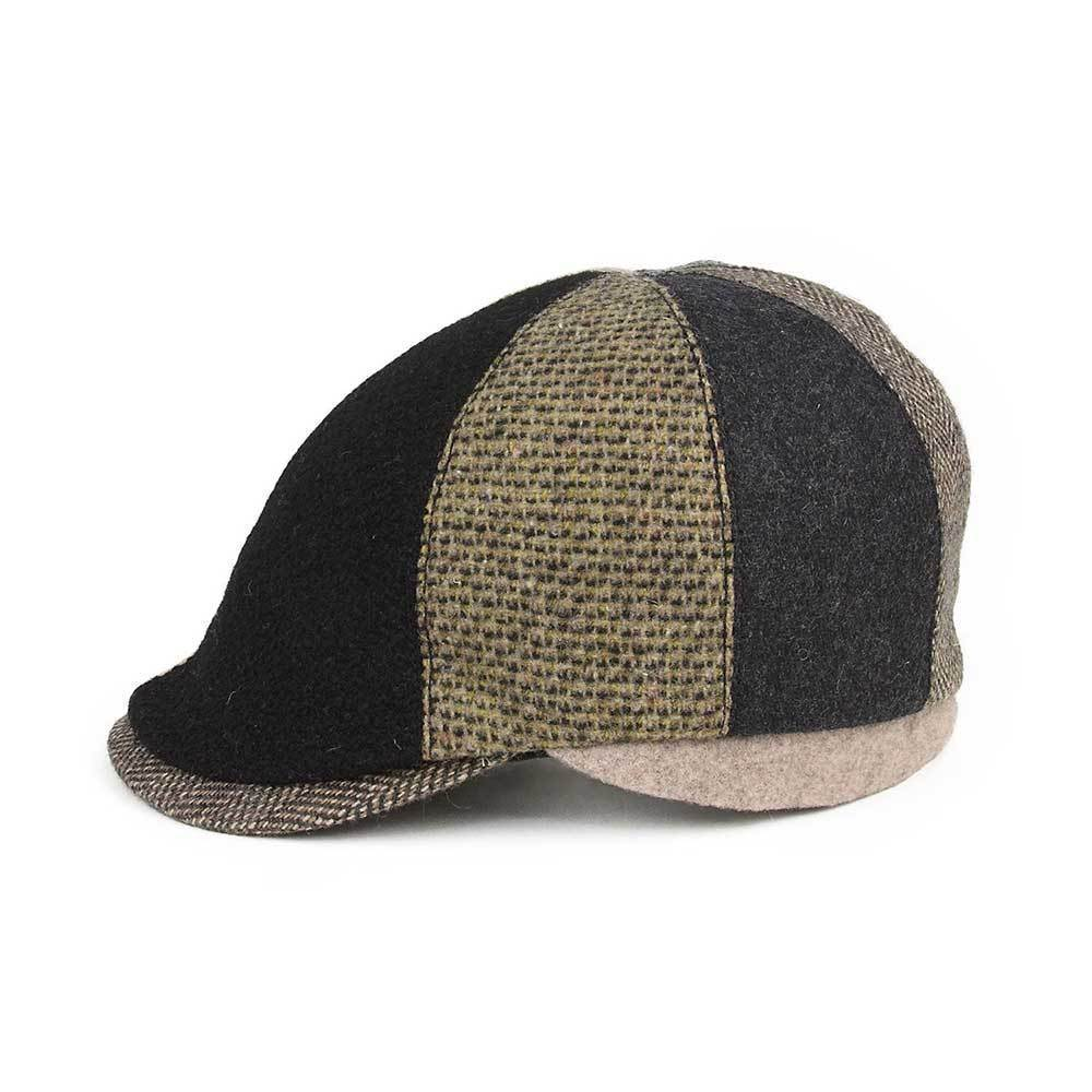 Fashion Wool Ivy Cap