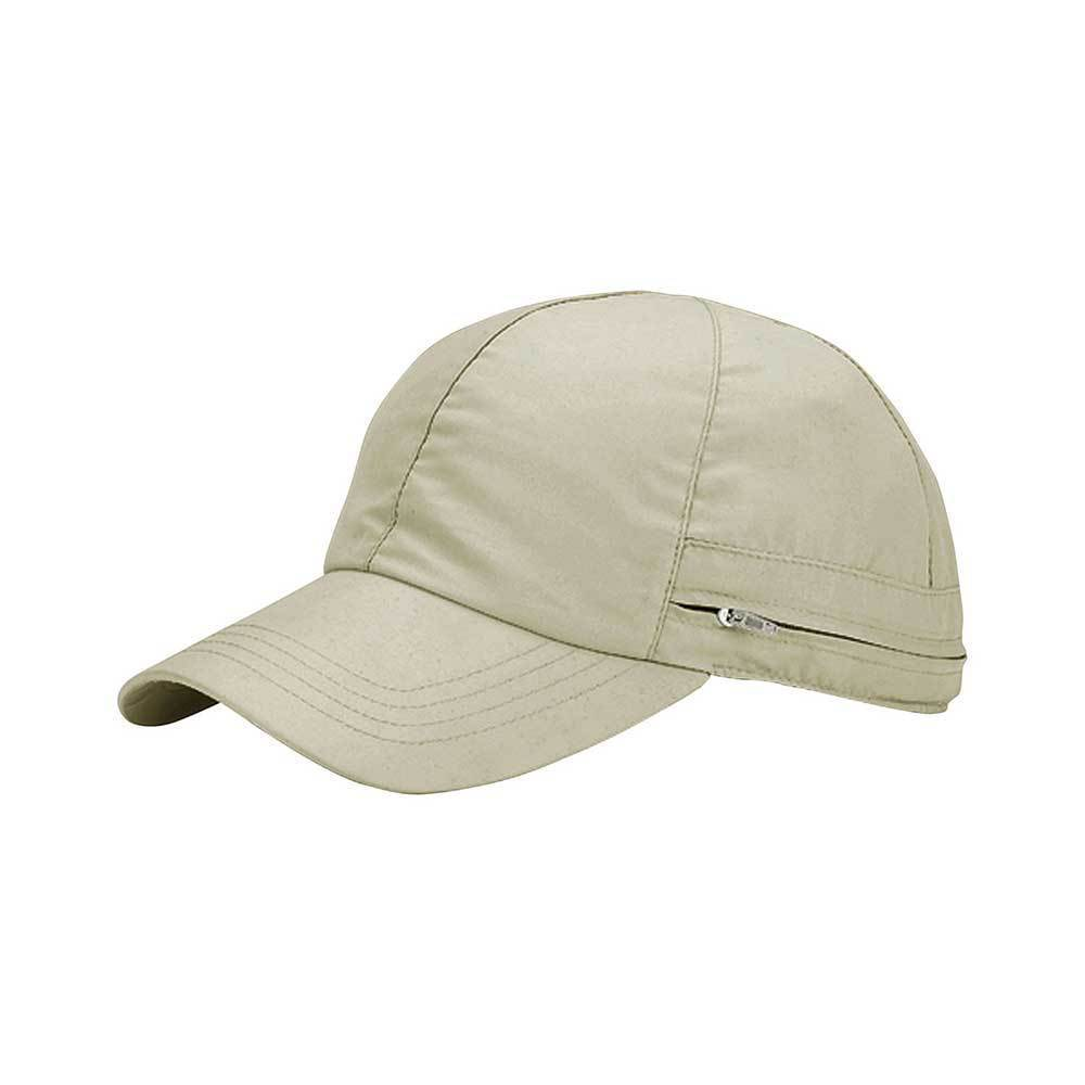 Microfiber Cap With Packable Flap