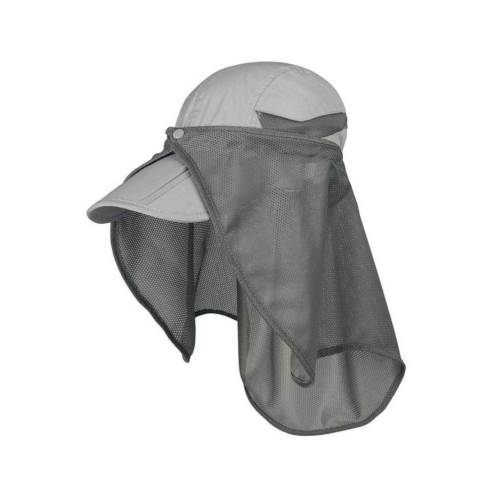 Nylon UV Folding Bill Cap