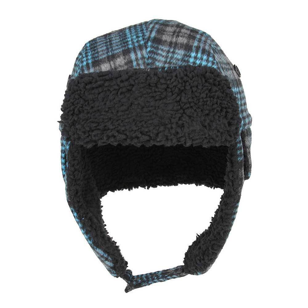 Plaid Bomber Hat