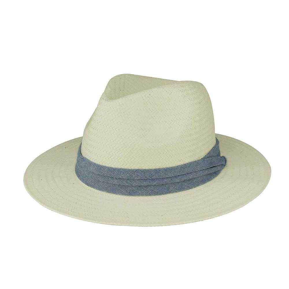 Ribbon Toyo Fedora Hat