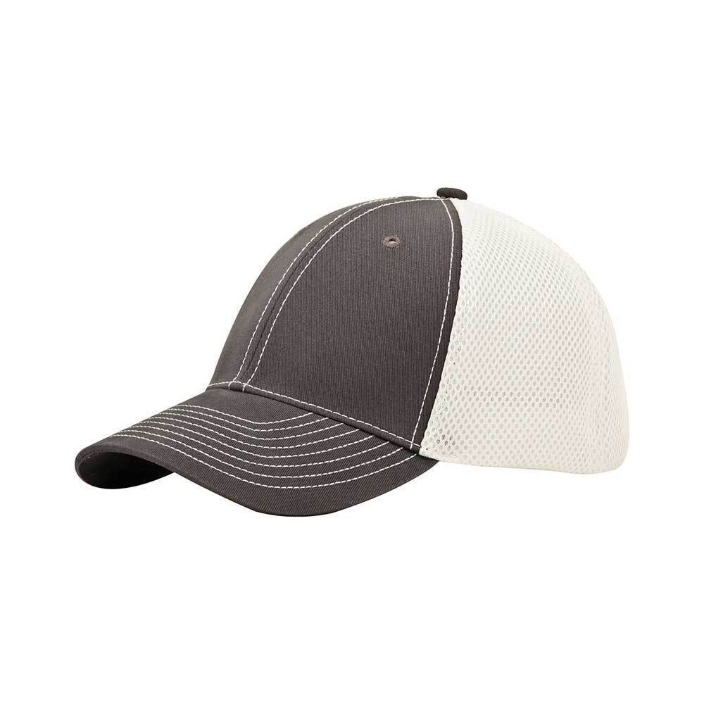 Structured Fitted Mesh Back Cap