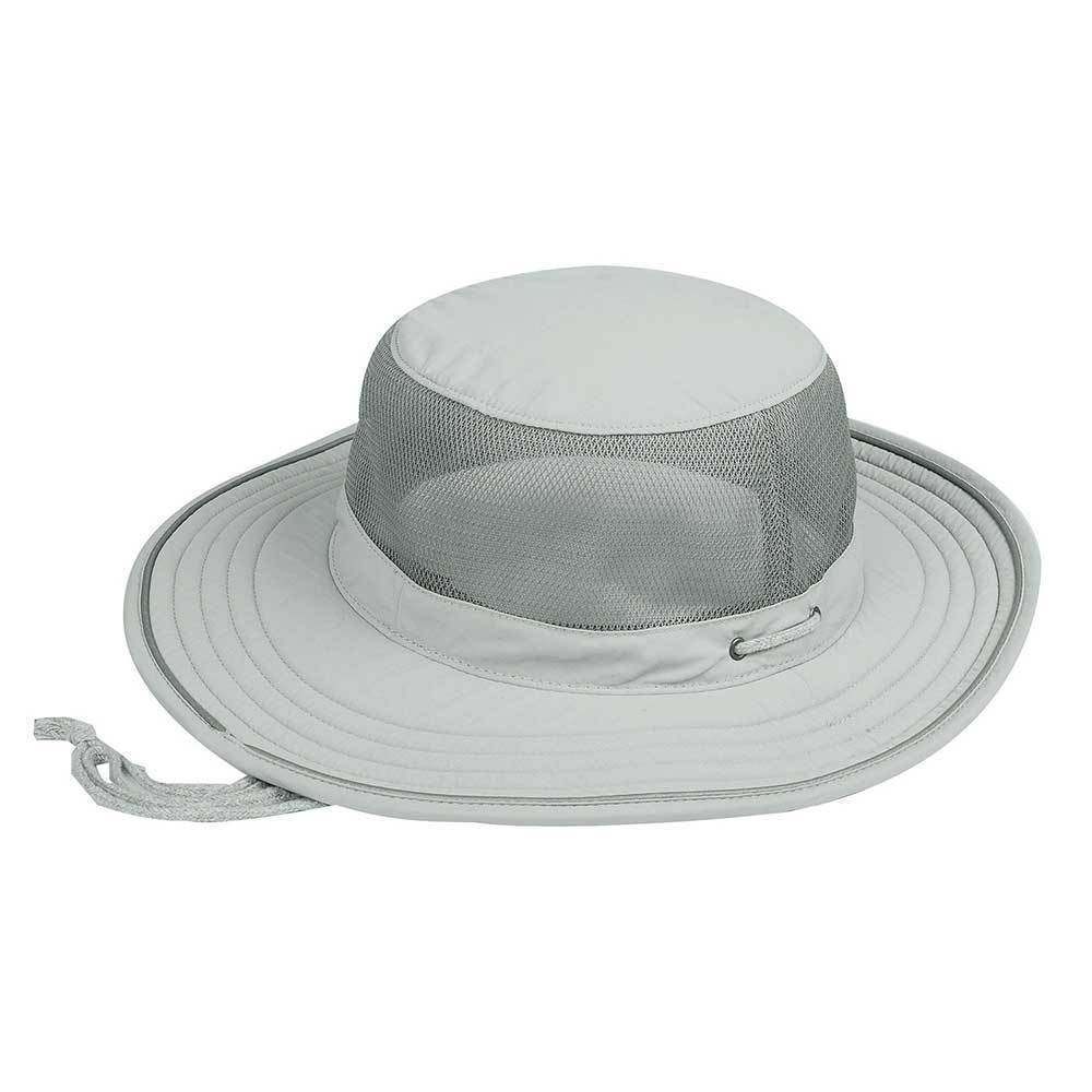 Taslon UV Bucket Hat With Foam Brim