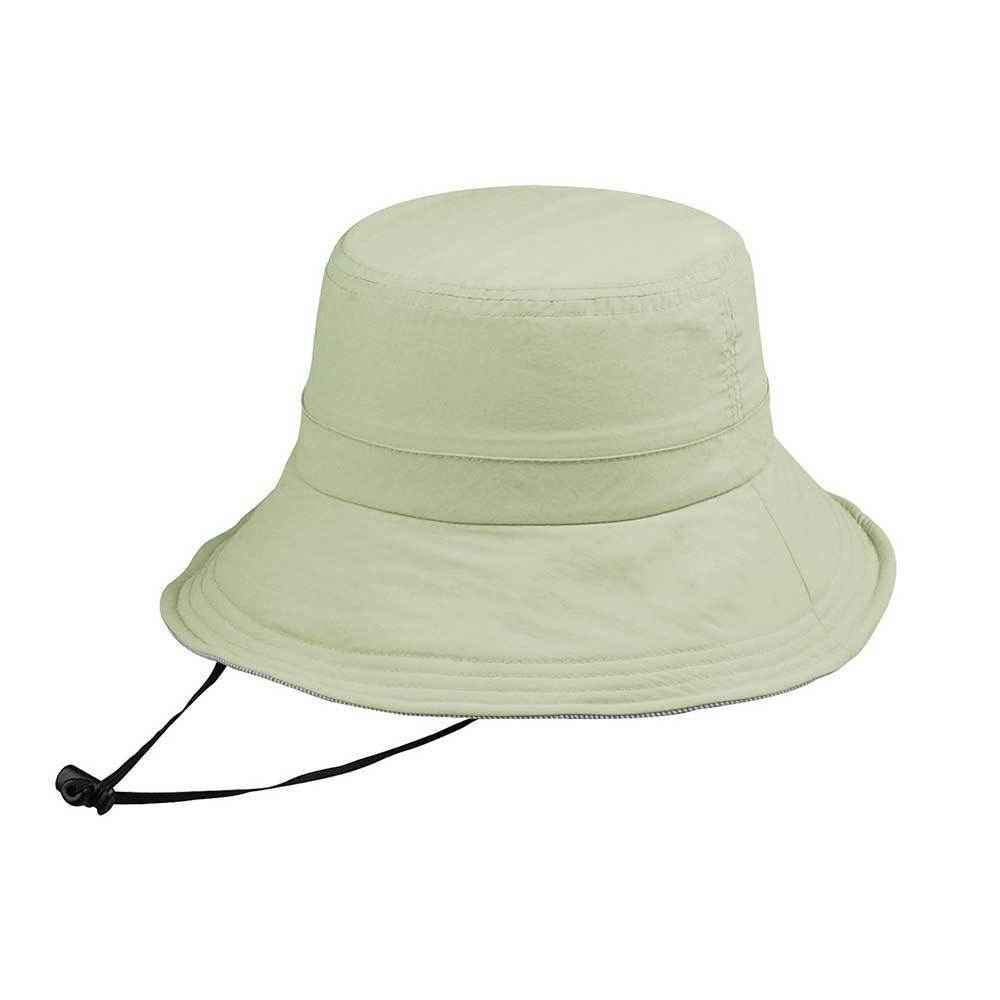 Taslon UV Bucket Hat With Removable Flap