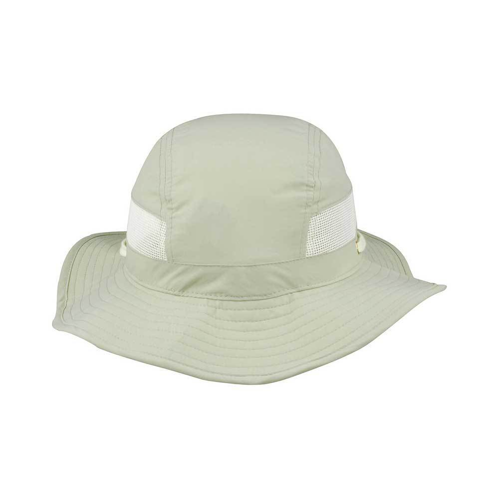 Taslon UV Bucket Hat With Roll-Up Flap