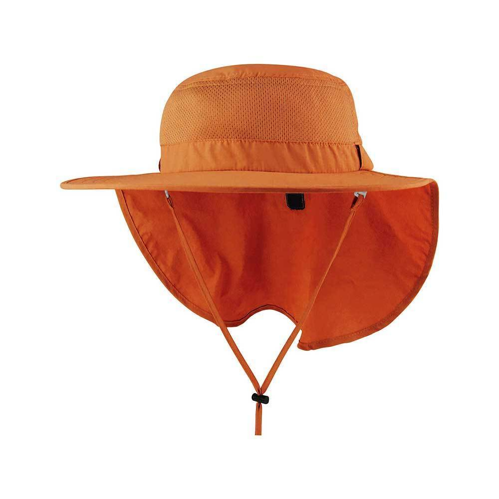 Taslon UV Large Bill Hat With Roll-Up Flap
