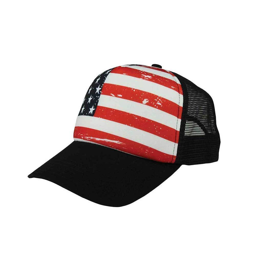 USA Trucker Mesh Cap