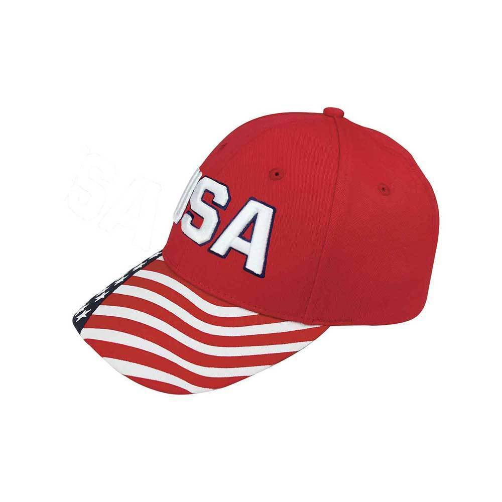 USA Washed Cap