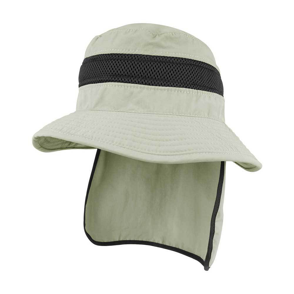 UV Bucket Hat With Flap