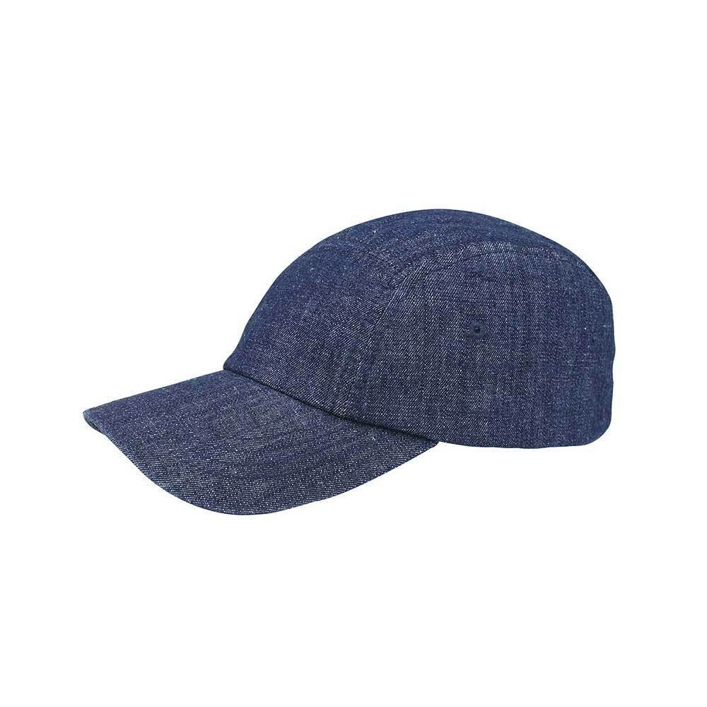 Washed Denim Cap