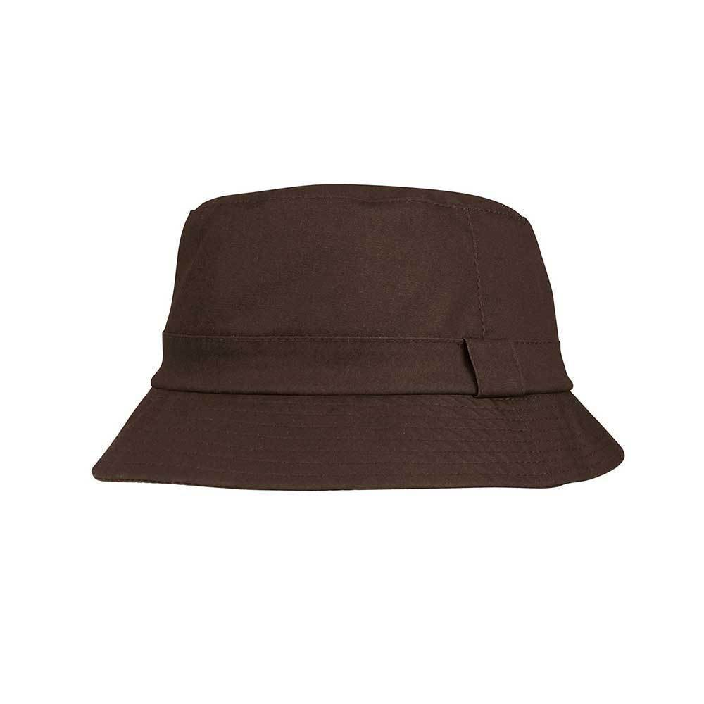 Waxed Cotton Canvas Bucket Hat