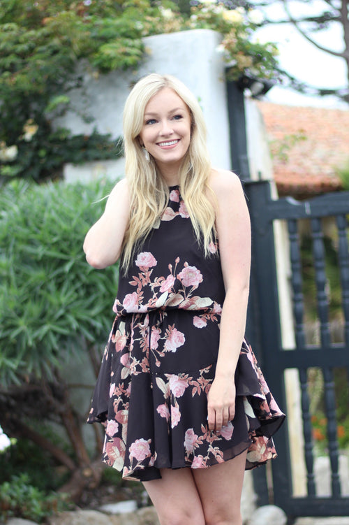Sweet Feat Floral Dress