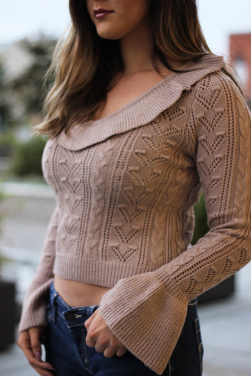 Belle Knit Sweater