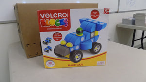 Velcro Blocks - Race Car